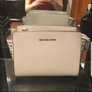 Michael Kors Studded Crossbody with tags